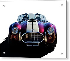 Shelby's Shadow Acrylic Print by Douglas Pittman
