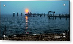 Acrylic Print featuring the photograph Shhh Listen by Clayton Bruster