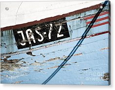 Ships' Number Acrylic Print