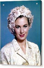 Shirley Jones, C. 1950s Acrylic Print