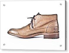 Shoe Acrylic Print by Chavalit Kamolthamanon