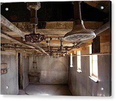 Acrylic Print featuring the photograph Showers Coalmine by Brian Sereda