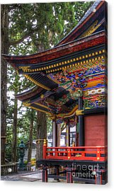 Shrine-4 Acrylic Print