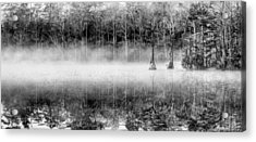 Shrouded Panoramic  Acrylic Print by JC Findley