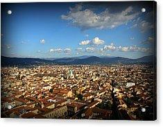 Siena Scenery Acrylic Print by Kevin Flynn