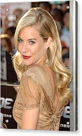 Sienna Miller At Arrivals For Screening Acrylic Print by Everett