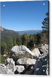 Sierra Nevada Mountains 4 Acrylic Print
