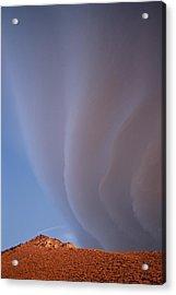 Sierra Wave II Acrylic Print