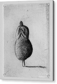Silent Acrylic Print