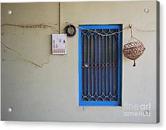 Simple Acrylic Print by Jen Bodendorfer