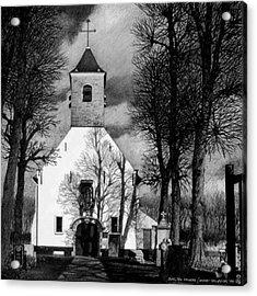 Sint Jin Chapel Acrylic Print