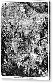 Sir Francis Drake (1540-1596) Acrylic Print by Granger
