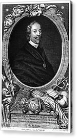 Sir Thomas Roe (c1581-1644) Acrylic Print by Granger