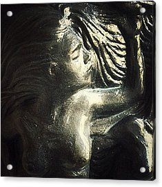 Siren Acrylic Print by Natasha Marco