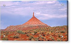 Six-shooter South Acrylic Print