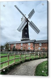 Skidby Windmill Acrylic Print