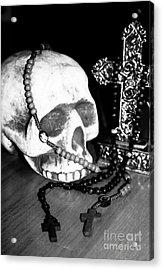 Skull 5 Acrylic Print