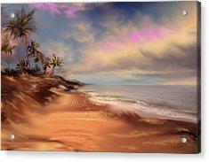 Sky 3 Acrylic Print by Eric Sosnowski