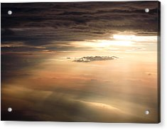 Sky  Acrylic Print by Denice Breaux
