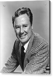 Slander, Van Johnson, 1956 Acrylic Print by Everett