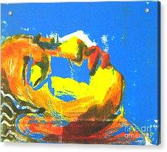 Sleep Acrylic Print
