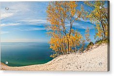 Sleeping Bear Dunes Vista 001 Acrylic Print