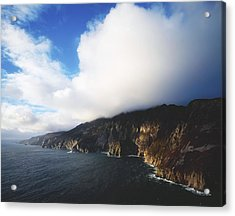 Slieve League, County Donegal, Ireland Acrylic Print by The Irish Image Collection