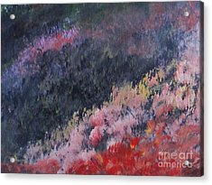 Slopes Of Romania Acrylic Print
