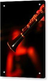 Slow Jazz Acrylic Print