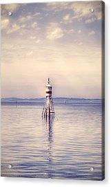 Small Lighthouse Acrylic Print by Joana Kruse