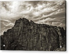 Acrylic Print featuring the photograph Smith Rock by Tyra  OBryant