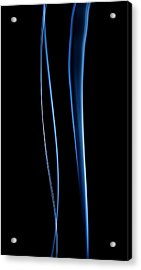 Smooth Lines Acrylic Print by Nick  Shirghio