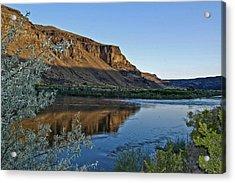 Snake River Acrylic Print