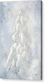 Snow Folly Acrylic Print