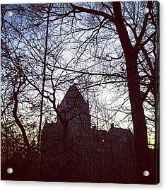 So Gothic Acrylic Print