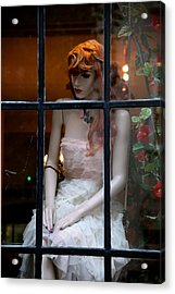 So Lost Lovely Ellie Acrylic Print by Jez C Self