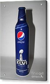 Soda Bottle Acrylic Print by Roger Look