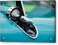 Acrylic Print featuring the photograph Softly by John Schneider