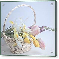 Softness Acrylic Print by This Wonderful Life