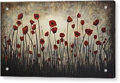 Solace Acrylic Print by Holly Donohoe
