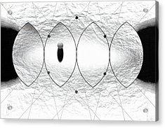 Solar Plexus Acrylic Print