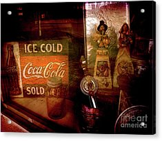 Sold Out Acrylic Print by Susanne Van Hulst