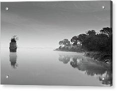 Solitude-ii Acrylic Print by Amer S Raja - Arifsons, Jhelum.