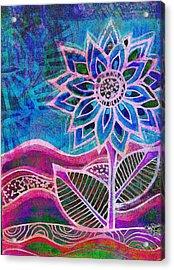 Solitude11 Acrylic Print by Robin Mead