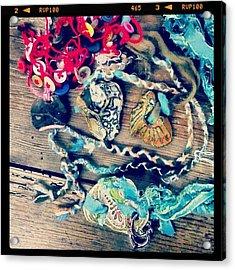 Some Of So Called #gypsy #mermaid Acrylic Print