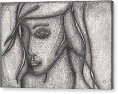 Someone I Knew Acrylic Print by Daniel Libby