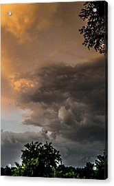 Something Wicked Acrylic Print by Christy Usilton