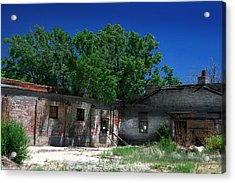 Acrylic Print featuring the photograph Somewhere On Hwy 285 Number Three by Lon Casler Bixby