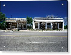 Acrylic Print featuring the photograph Somewhere On Hwy 285 Number Two by Lon Casler Bixby