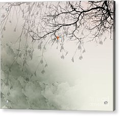 Song Of The Fall Season Acrylic Print